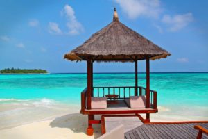 beach hut in maldives 127 small - World Travel Packages