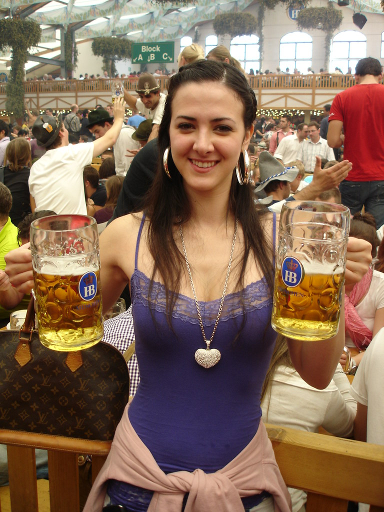 What to drink at Oktoberfest
