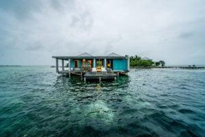 Overwater Bangalows