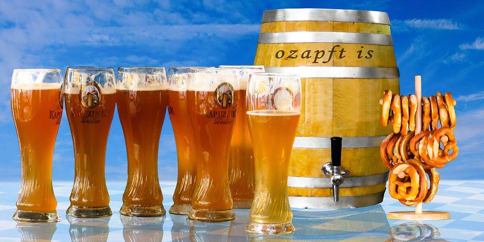 Ozapft is!! EINS, ZWEI, DREI, G'SUFFA!