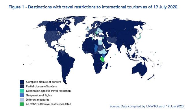 Tourism restarts after ban