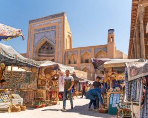 Uzbekistan's Tourism Campaign: Infected Tourist Will Get Paid | .TR