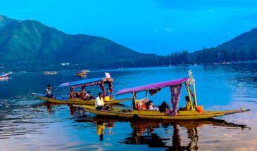 lake dal shikava boat - World Travel Packages